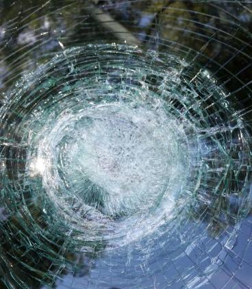It doesn't matter what season it is.  When a ball hits a windshield, it makes a BIG mess. Thumbnail