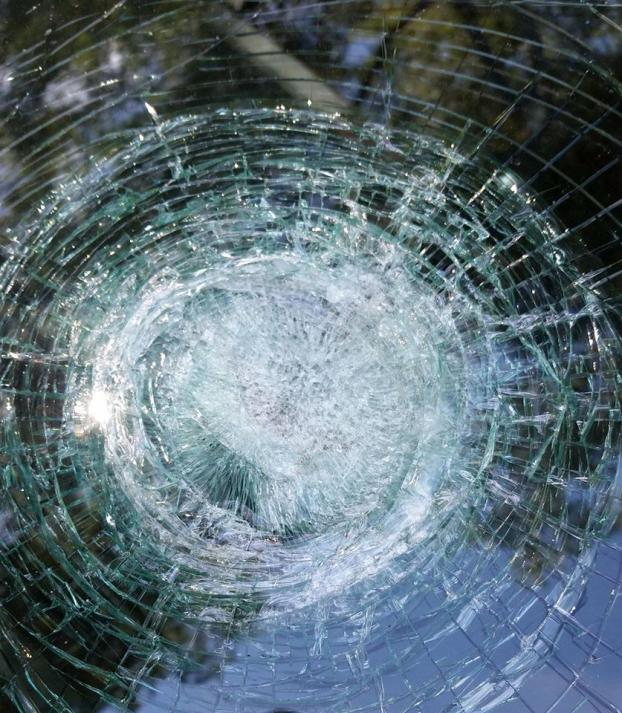 It doesn't matter what season it is.  When a ball hits a windshield, it makes a BIG mess.