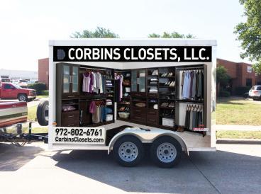 Coming Soon!  Corbins Closet Graphic!