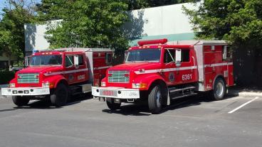 Potter Valley Volunteer Fire Department