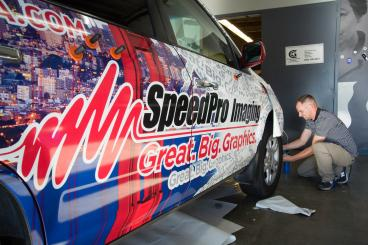 SpeedPro Car Wrap