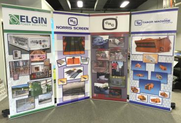 Trade Show Stands for Elgin Equipment Group