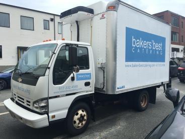 Baker's Best Truck Wrap