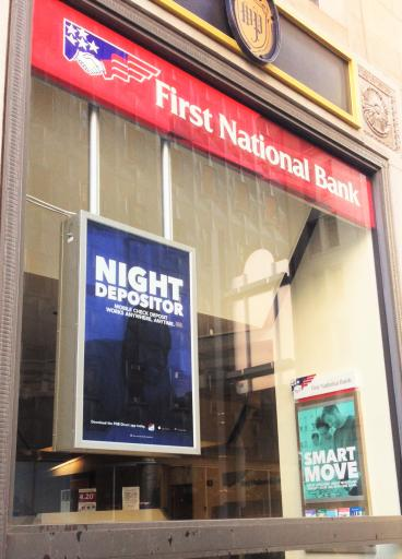 First National Bank - Summer campaign