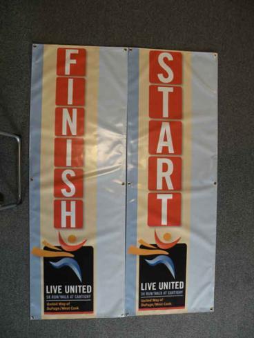 Race Banners
