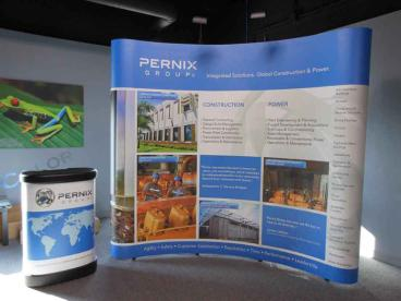Trade Show Booth - Pernix Group - Lombard, IL