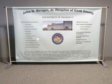 Banner - Stroger Hospital - Chicago