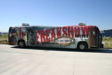 8 Vehicle Wrap 7 Signs and Graphics