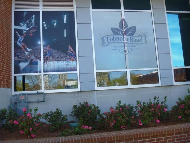 17 Window Graphics Restaurant