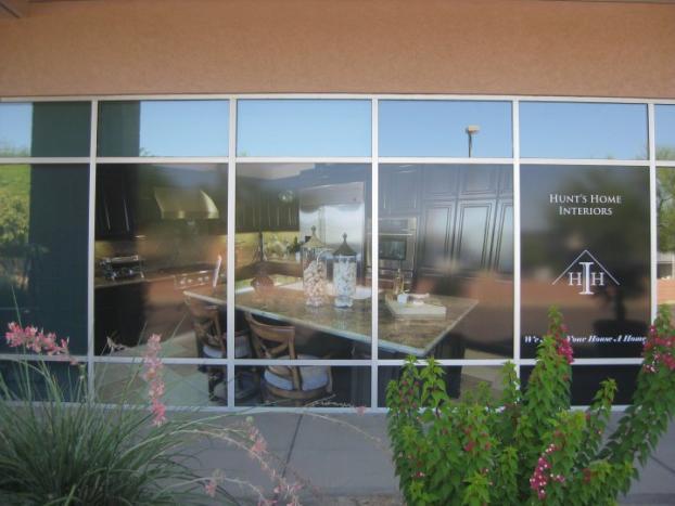 19 Window Graphic Interior Design