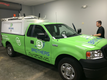 Brothers Plumbing, SpeedPro Greenville