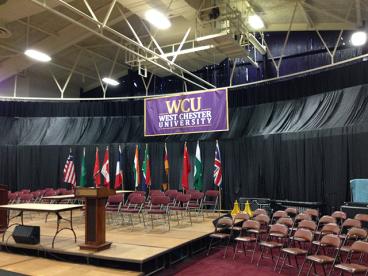 Graduation Banner - WCU