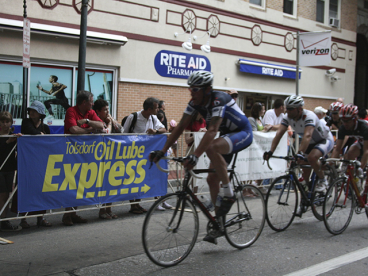 Event Banners - Pro Bike Race