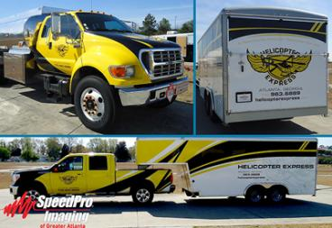 Vehicle Wraps 5