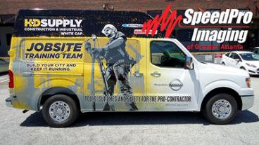 Vehicle Wraps 9
