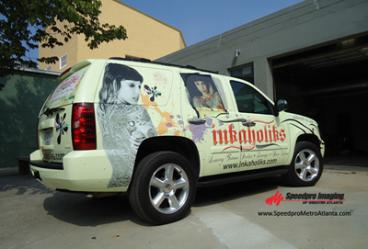 Vehicle Wraps 11