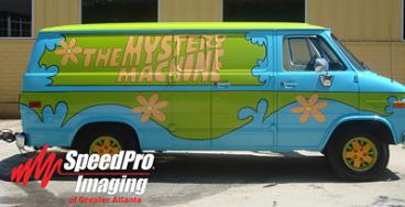 Vehicle Wraps 16