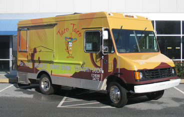 Full Vehicle Wrap - Lunch Truck