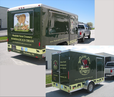 Full Vehicle Wrap - Trailers