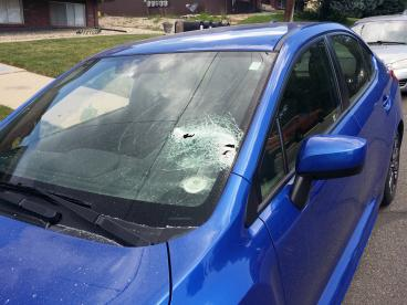 Shattered Windshield Thumbnail