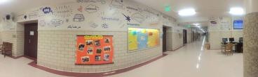 Wall Graphics: DPS Schools