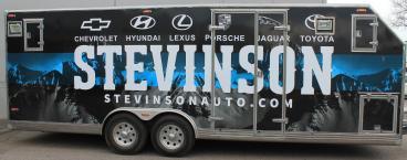 Stevinson Large Trailer