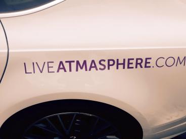 Atmasphere Fleet Vehicle