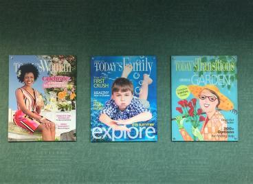 Magazine Cover Prints
