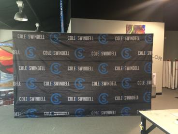 Cole Swindell Step & Repeat Hop Up