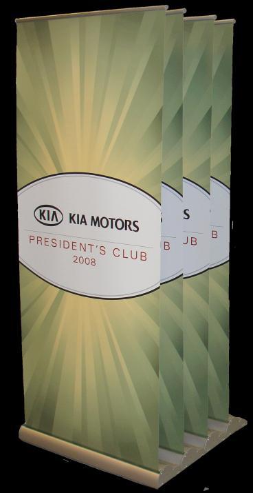 retractors kia motors denver, CO retractable banners
