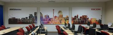 Canvas Wall Mural