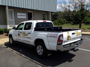 Pest Blaster Vehicle Wrap