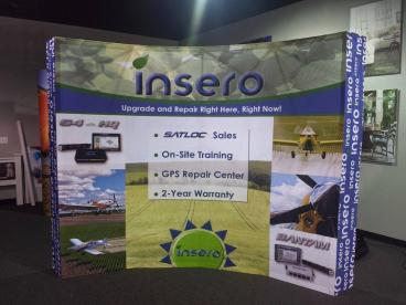 Insero Hopup Tradeshow Display