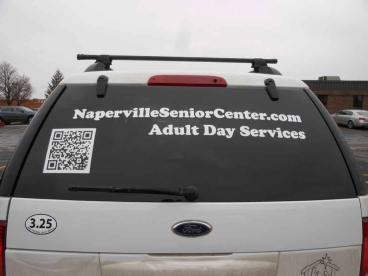 Window Perf - Naperville Senior Center