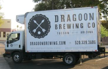 Dragoon Delviery Truck