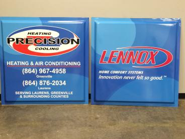 Precison Heating & Cooling, SpeedPro Greenville