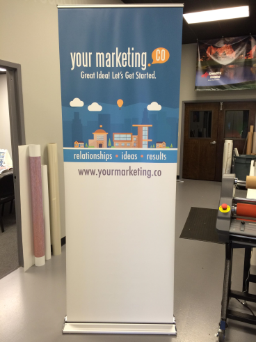 Your Marketing Company, SpeedPro Greenville