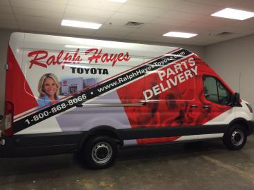 Ralph Hayes Toyota, SpeedPro Greenville