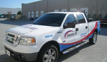 Full Vehicle Wrap - Ford F250