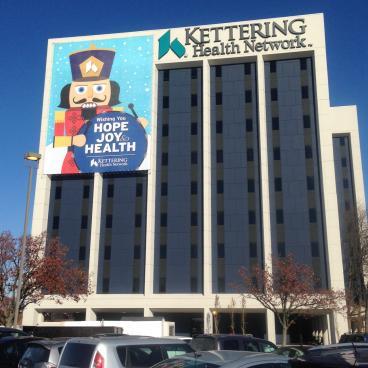 Kettering Health Network Banner Vandalia Ohio