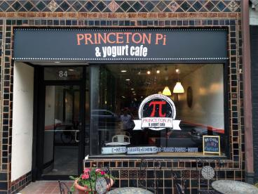 outdoor sign and window graphics in Princeton, NJ
