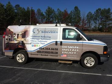 Kitchen Solvers, SpeedPro Greenville