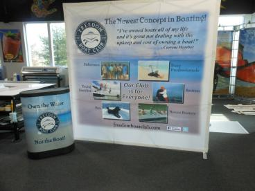 Event Graphics - Freedom Boat Club