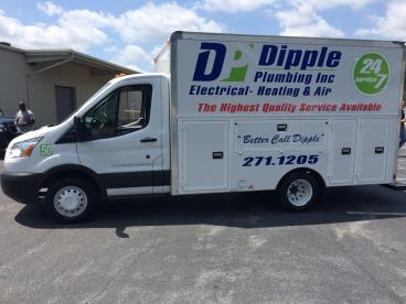 Dipple Plumbing Inc., SpeedPro Greenville