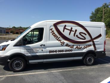 His Heating & Air, SpeedPro Greenville