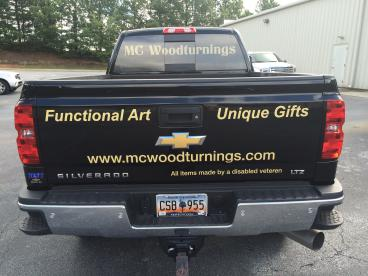 MC Woodturnings, SpeedPro Greenville