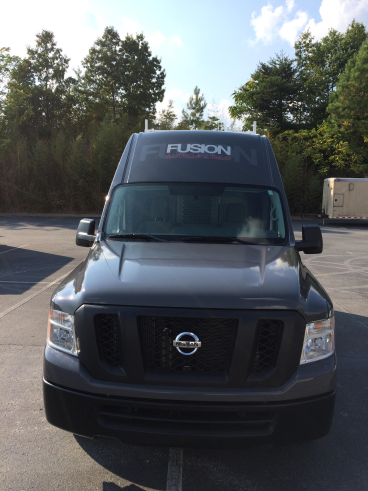 Fusion Audio+Video, SpeedPro Greenville