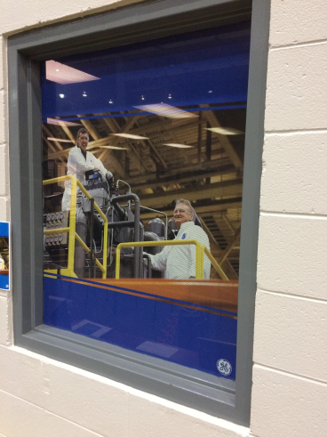 GE Window Graphics, SpeedPro Greenville