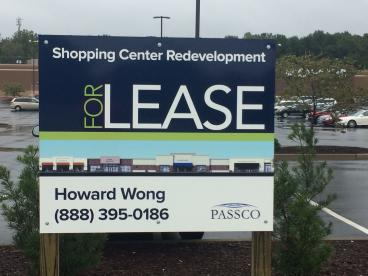 For Lease Signage, SpeedPro Greenville