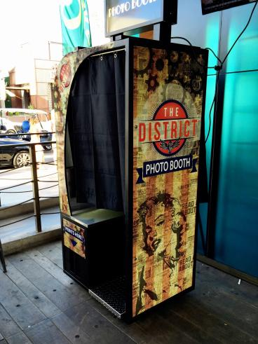 The District Photo Booth